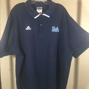 Men's Adidas 3XLTall UCLA Polo